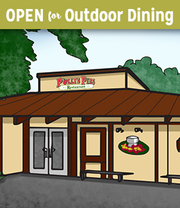Open for Outdoor Dining