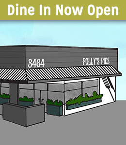 Los Alamitos Dine in Now Open