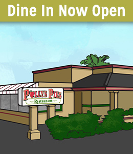 Dine in now open