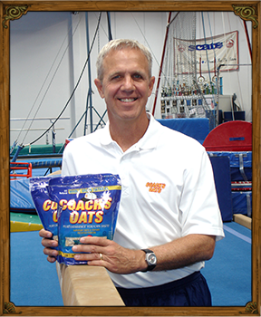 Pollys Pie's Brand of Excellence Coach's Oats