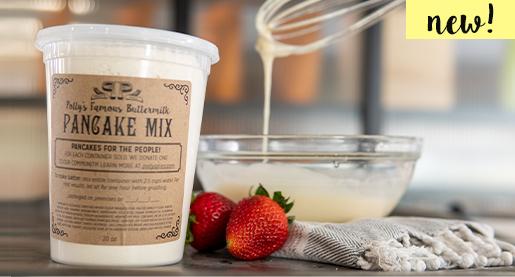 Polly's Famous Buttermilk Pancake Mix