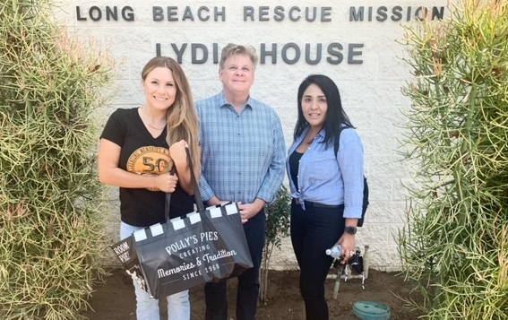 Polly's Long Beach Rescue Mission
